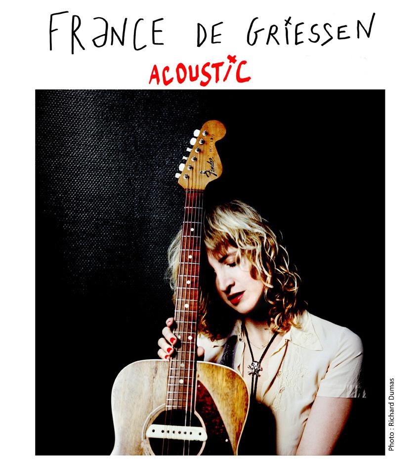 France de Griessen - Acoustic